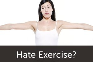 What is your relationship to exercise?
