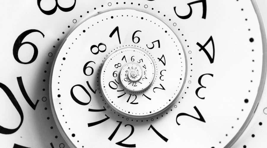 Have you ever considered your relationship to time and space?