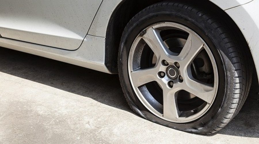 Is your wheel flat?